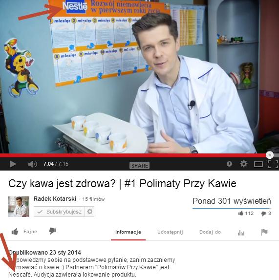 polimaty nescafe