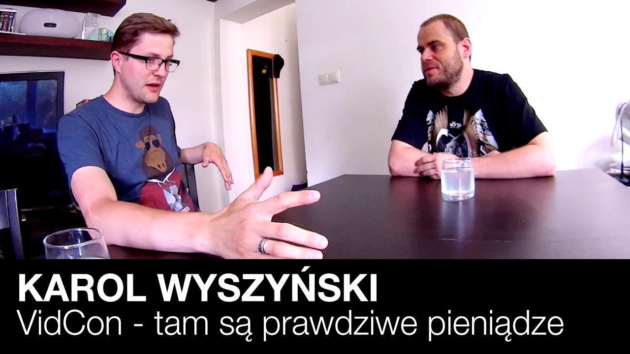 karol wyszyński vidcon