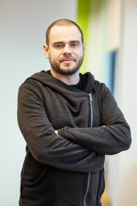 Maciek mediafun Budzich - autor bloga mediafun.pl