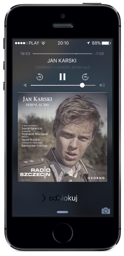 Jan Karski serial audio superprodukcja