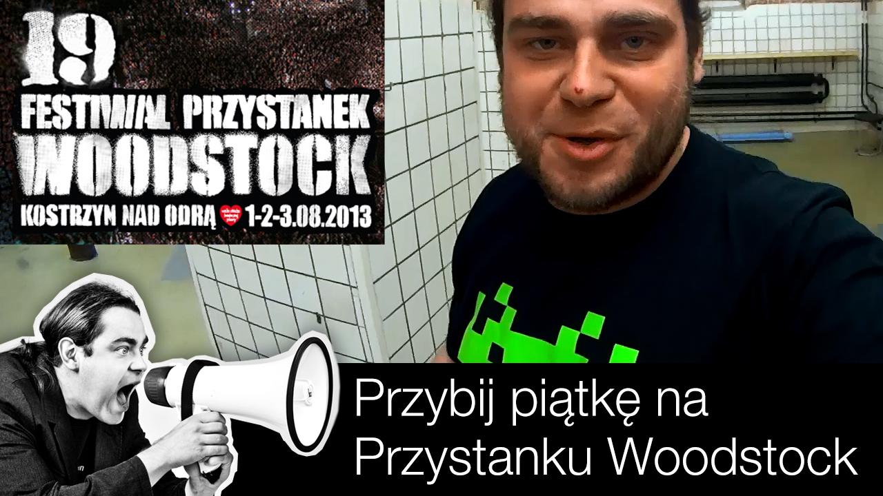 2013 07 przystanek woodstock