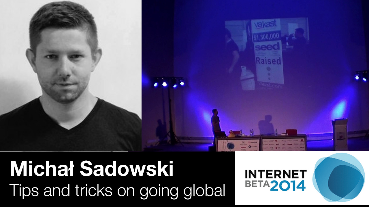 internetbeta 2014 michał sadowski