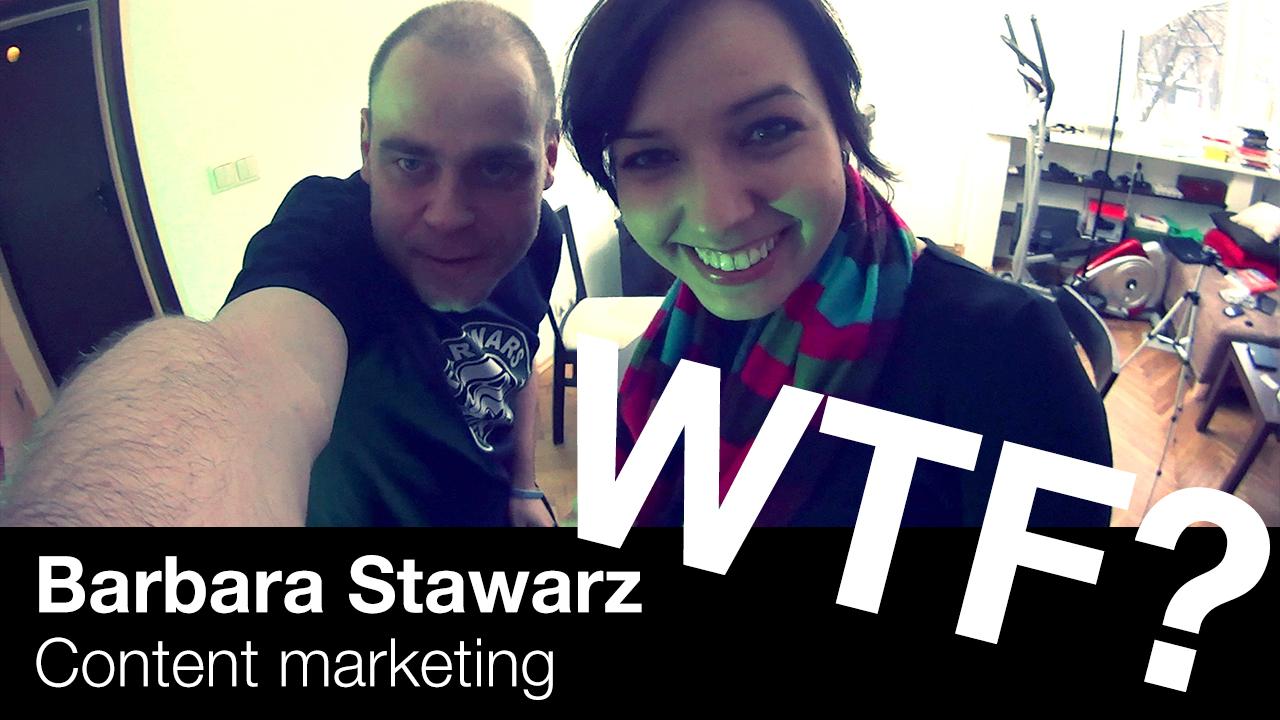 barbara stawarz content marketing
