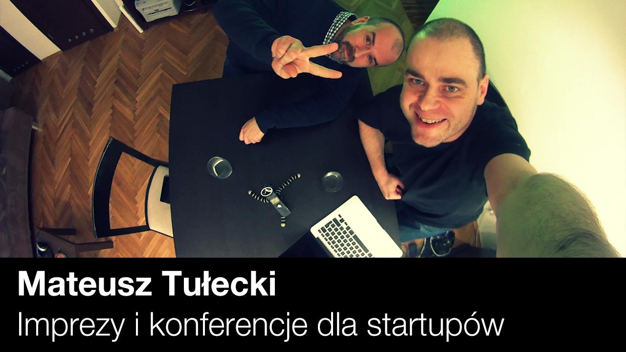 mateusz tułecki startupfest