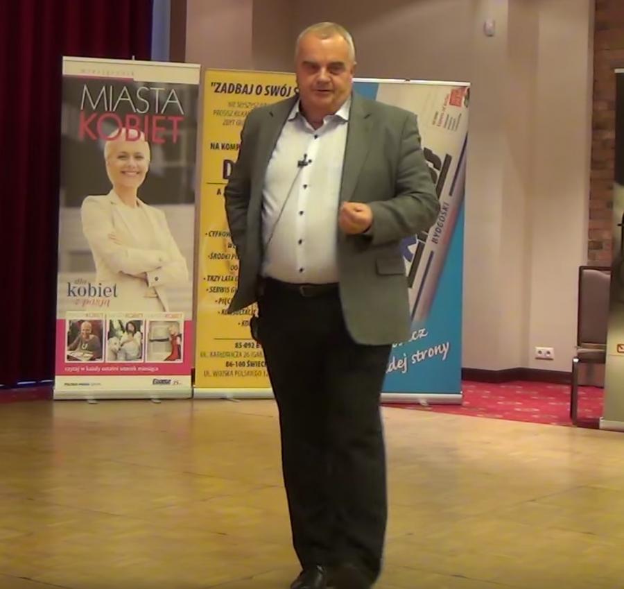 Alex Barszczewski 02 - wystąpienie Charmsy Biznesu 2015